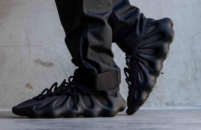 Adidas Yeezy 450 'Dark Slate' Side