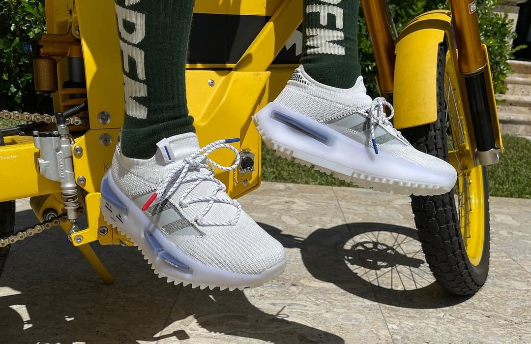 Pharrell Williams Adidas NMD_S1