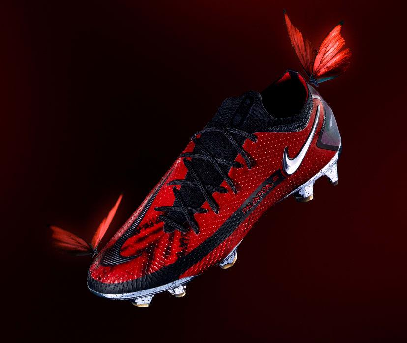 Skepta x Nike Phantom 'Bloody Chrome' Collab