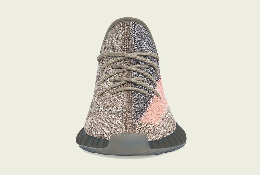 Adidas Yeezy Boost 350 V2 'Ash Stone' GW0089 Front