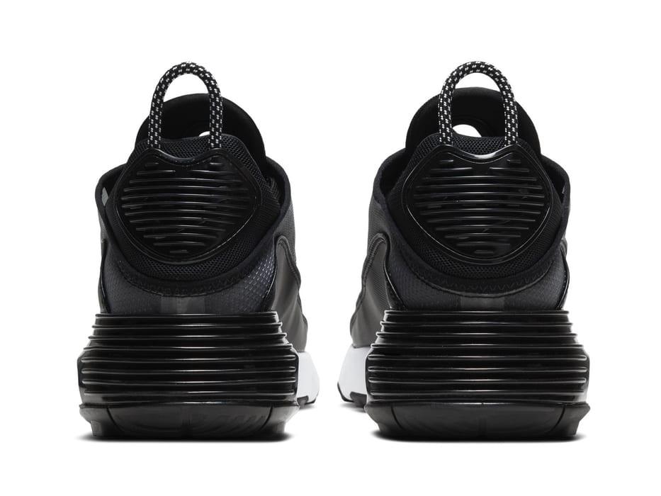 Nike Air Max 2090 Black Release Date Heel