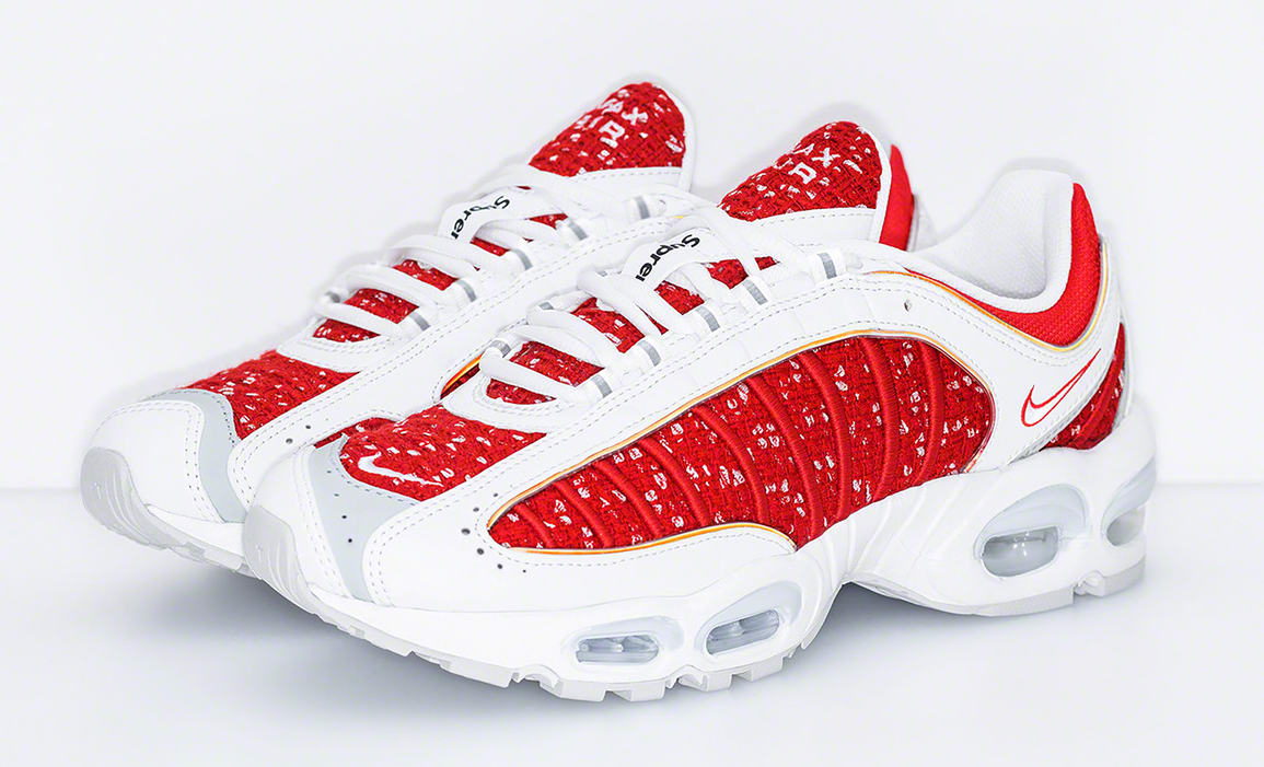 buy popular ec81b c7f1b Supreme x Nike Air Max Tailwind 4 Release Date | Sole Collector