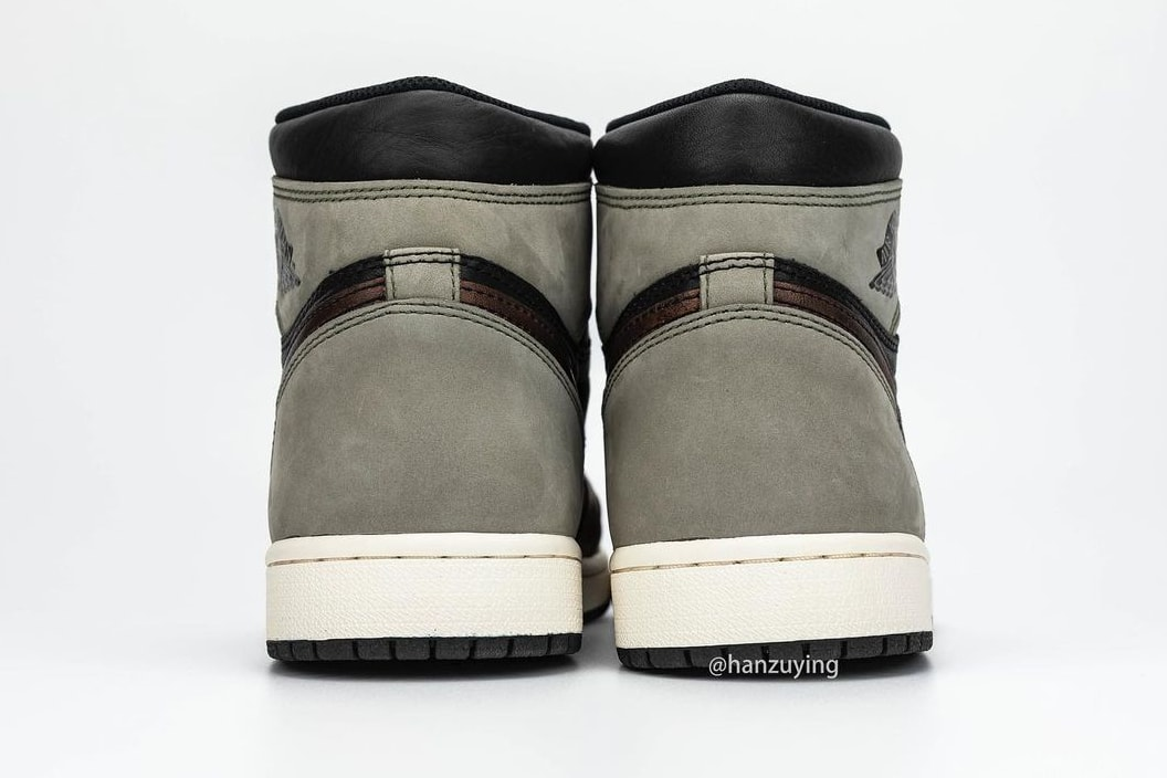 Air Jordan 1 Retro High OG 'Patina' 555088-033 Heel