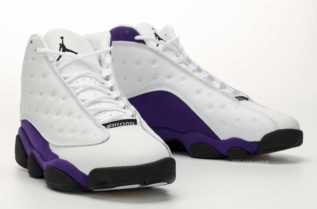 Air Jordan 13 'Lakers' 414571-105 (Pair 1)