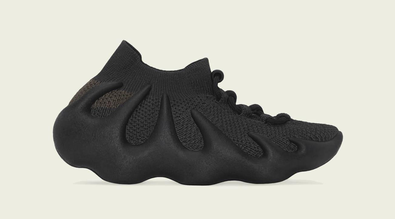 Adidas Yeezy 450 'Dark Slate' Infants GY5370 Lateral