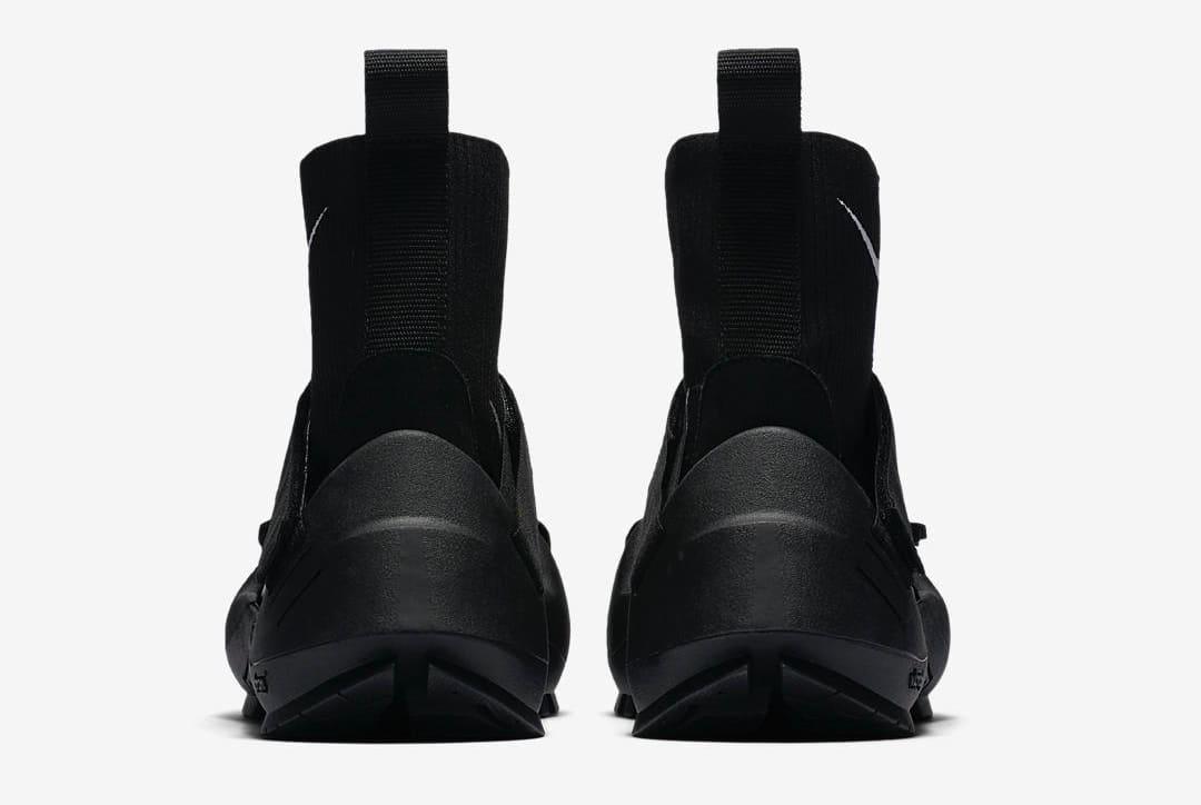Matthew M. Williams x Nike Free TR 3 SP 'Black' (Heel)