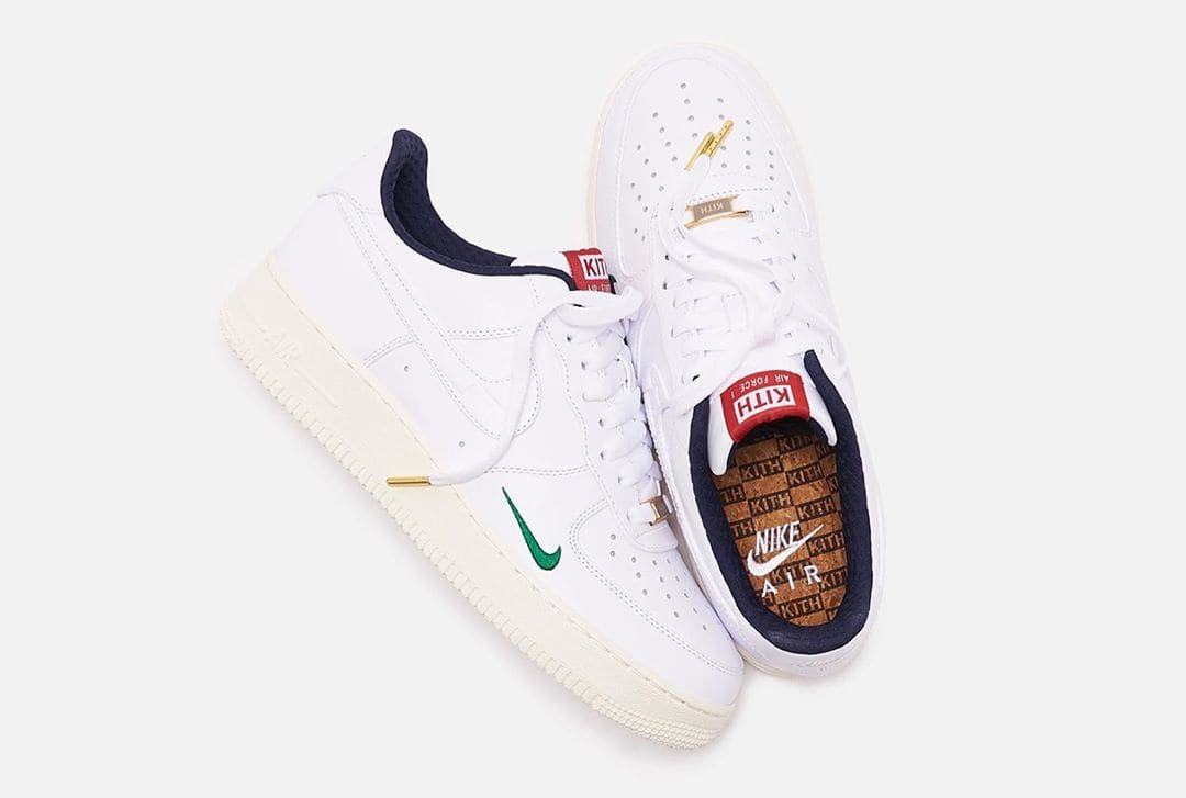 Kith x Nike Air Force 1 Low 'Friends-and-Family' Top