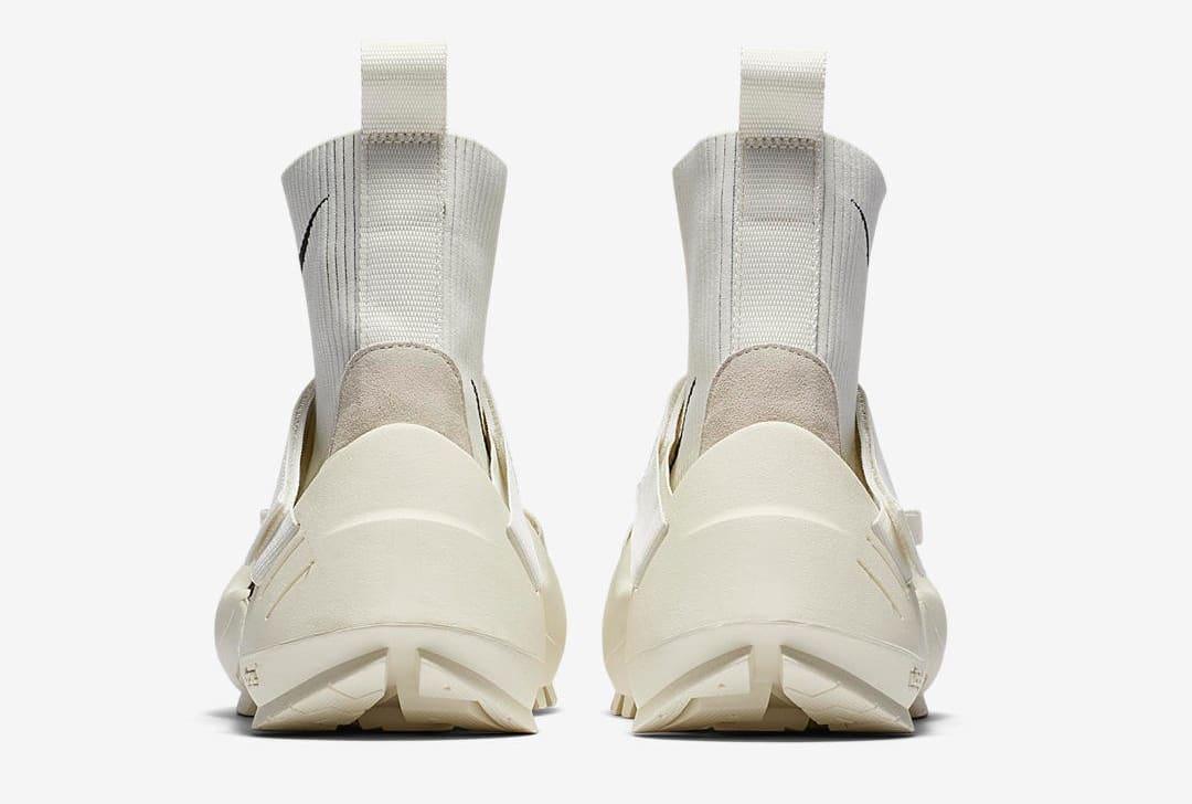 Matthew M. Williams x Nike Free TR 3 SP 'Light Bone' (Heel)