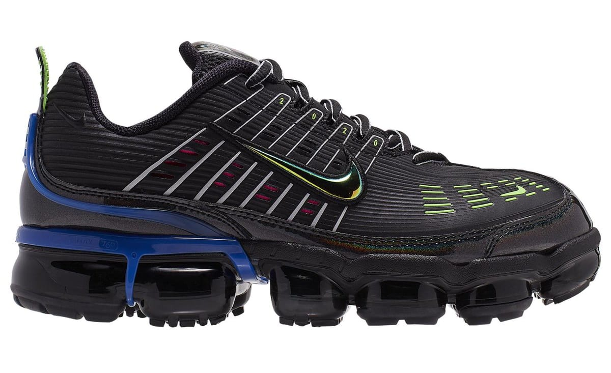 huge selection of 47d3a af74a Nike Air VaporMax 360  Black Multi