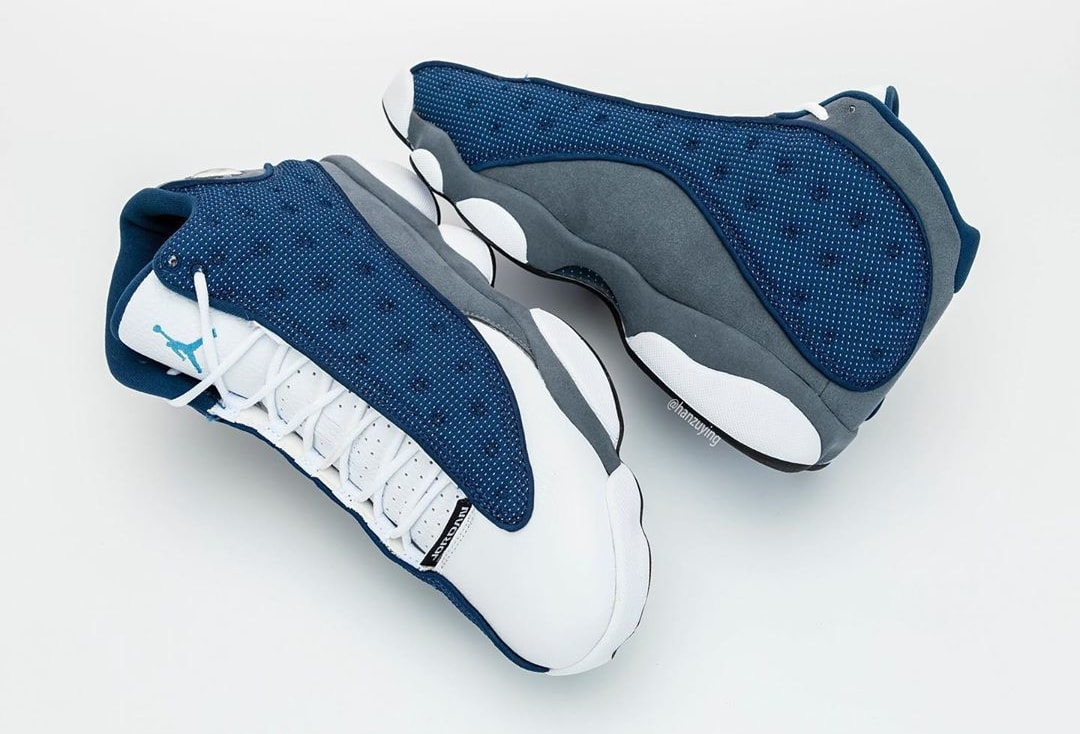 Air Jordan 13 Retro 'Flint' 414571-404 Side