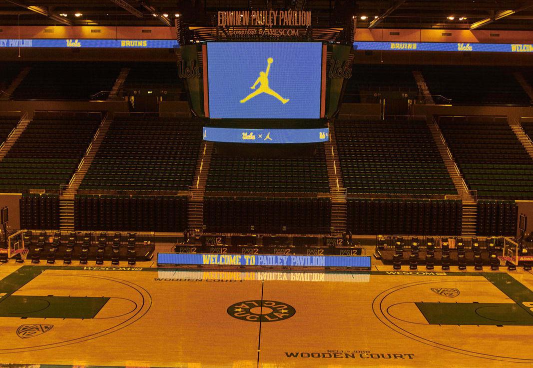 UCLA Jordan Brand Nike Partnership
