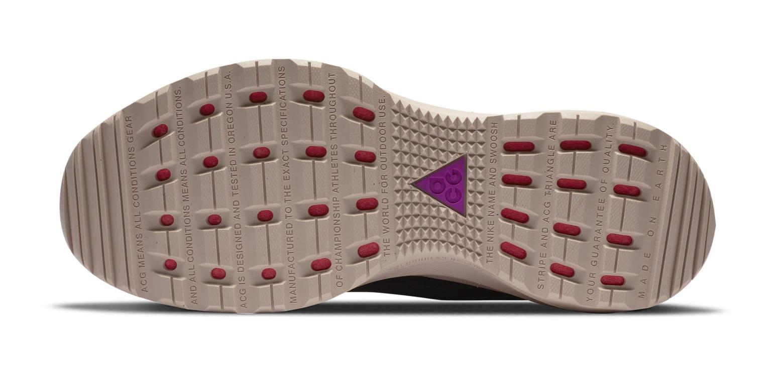 Nike ACG Air Zoom AO Outsole