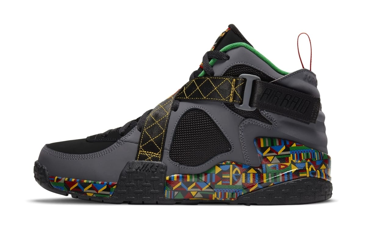 Nike Air Raid Retro 'Urban Jungle Gym' Lateral