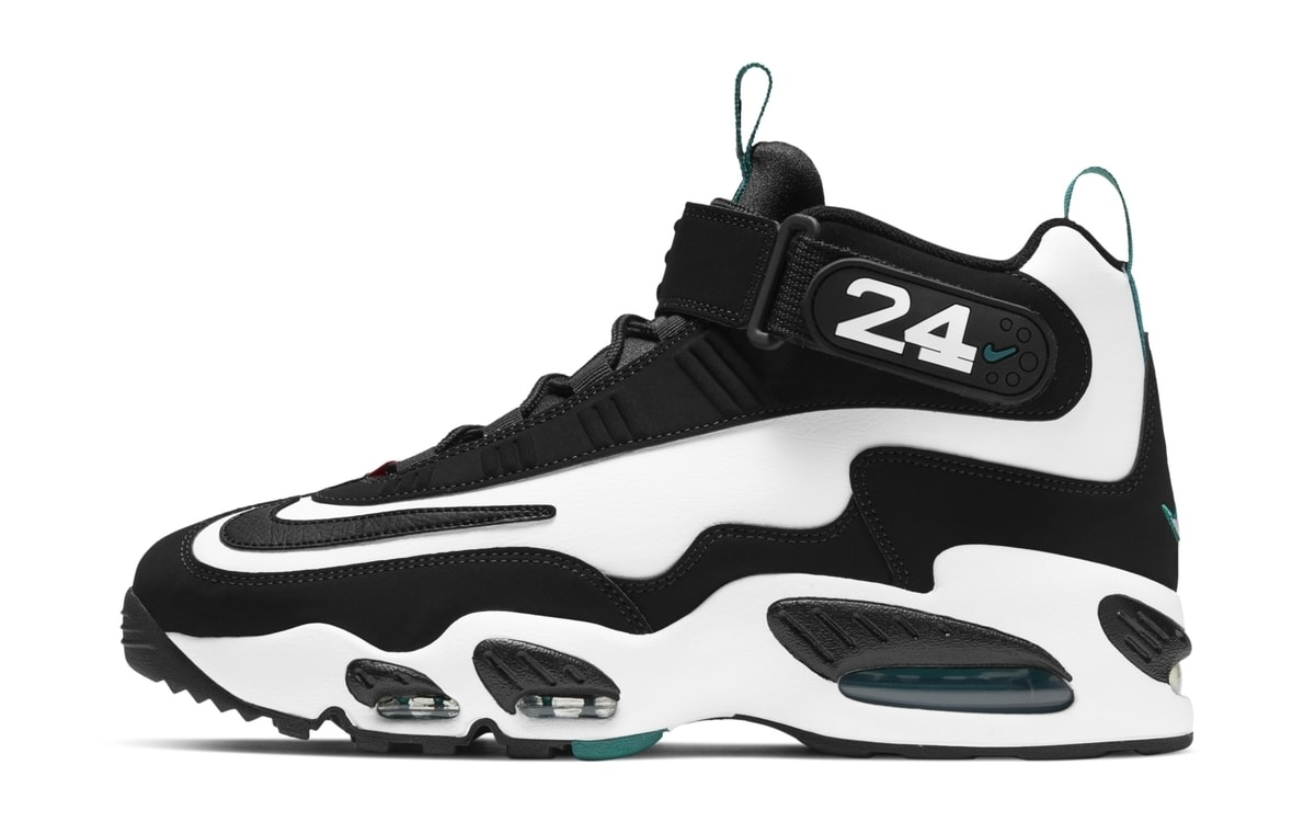 Nike Air Griffey Max 1 'Freshwater' (Lateral)