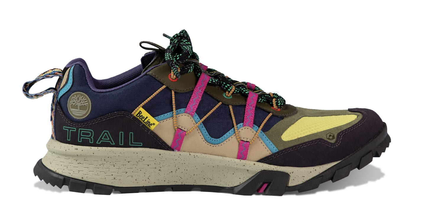 Bee Line by Billionaire Boys Club x Timberland Garrison Trail Low Lateral