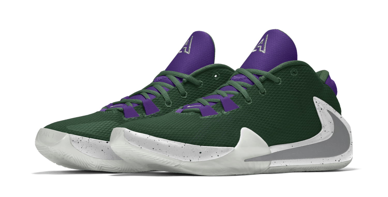 Nike Zoom Freak 1 By You 3