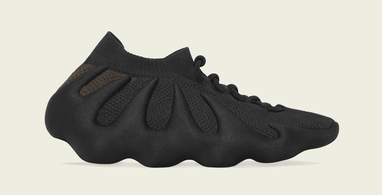 Adidas Yeezy 450 'Dark Slate' Kids GY5369 Lateral