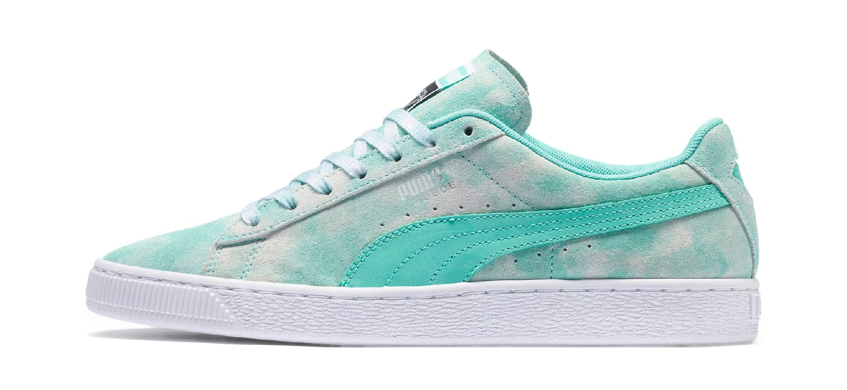 Diamond Supply Co. x Puma Suede 369396 (Lateral)