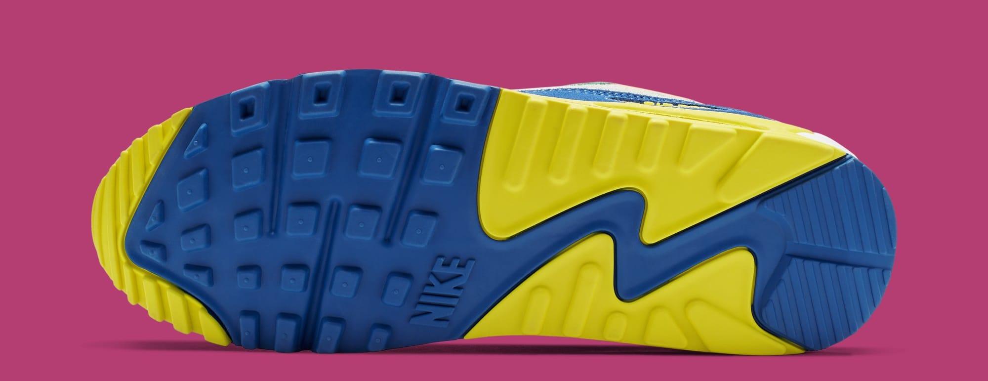 Nike Air Max 90 QS 'Viotech' Lucid Green/Game Royal CD0917-300 (Sole)