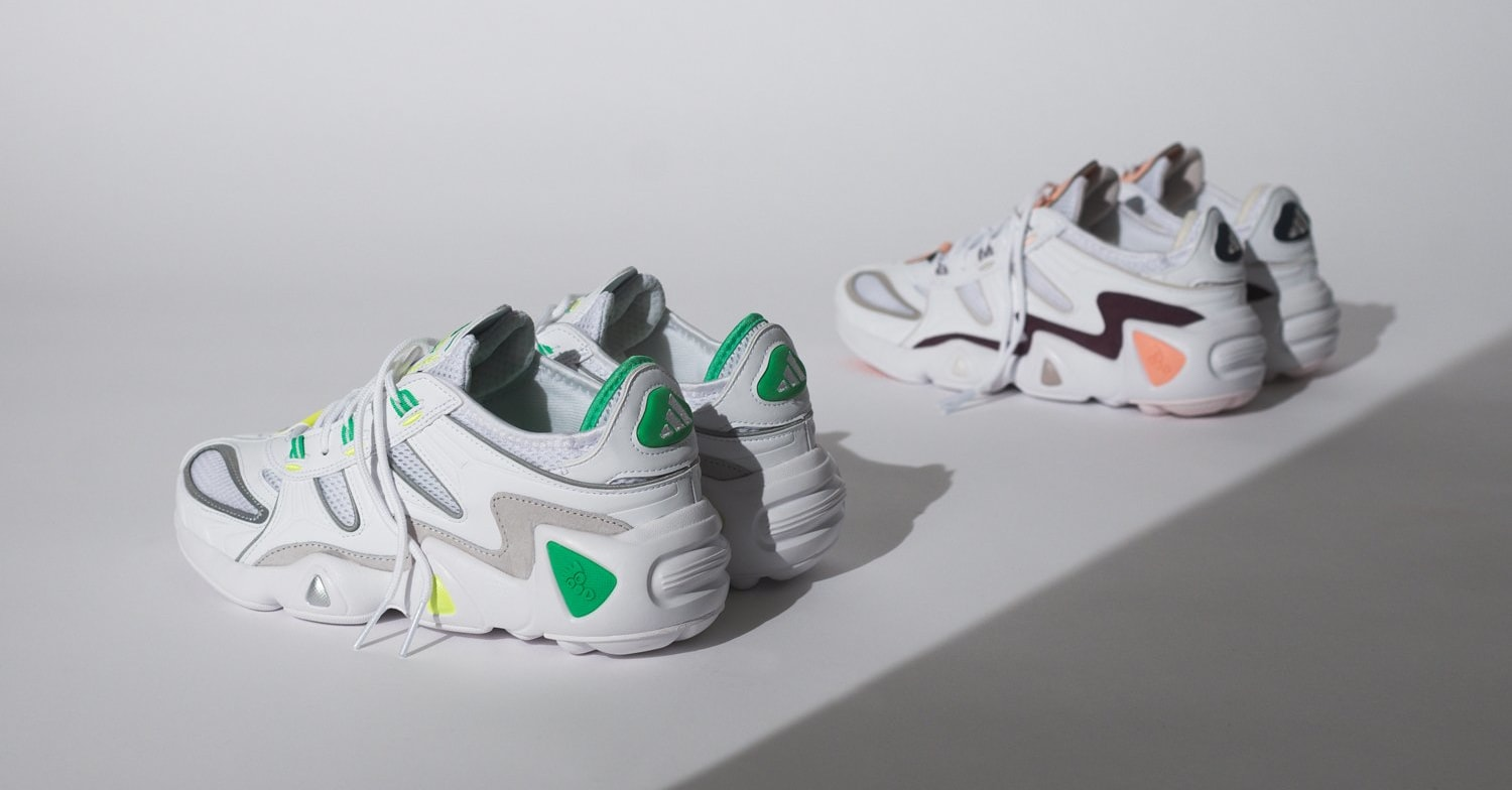 Kith x Adidas FYW 97 Collection