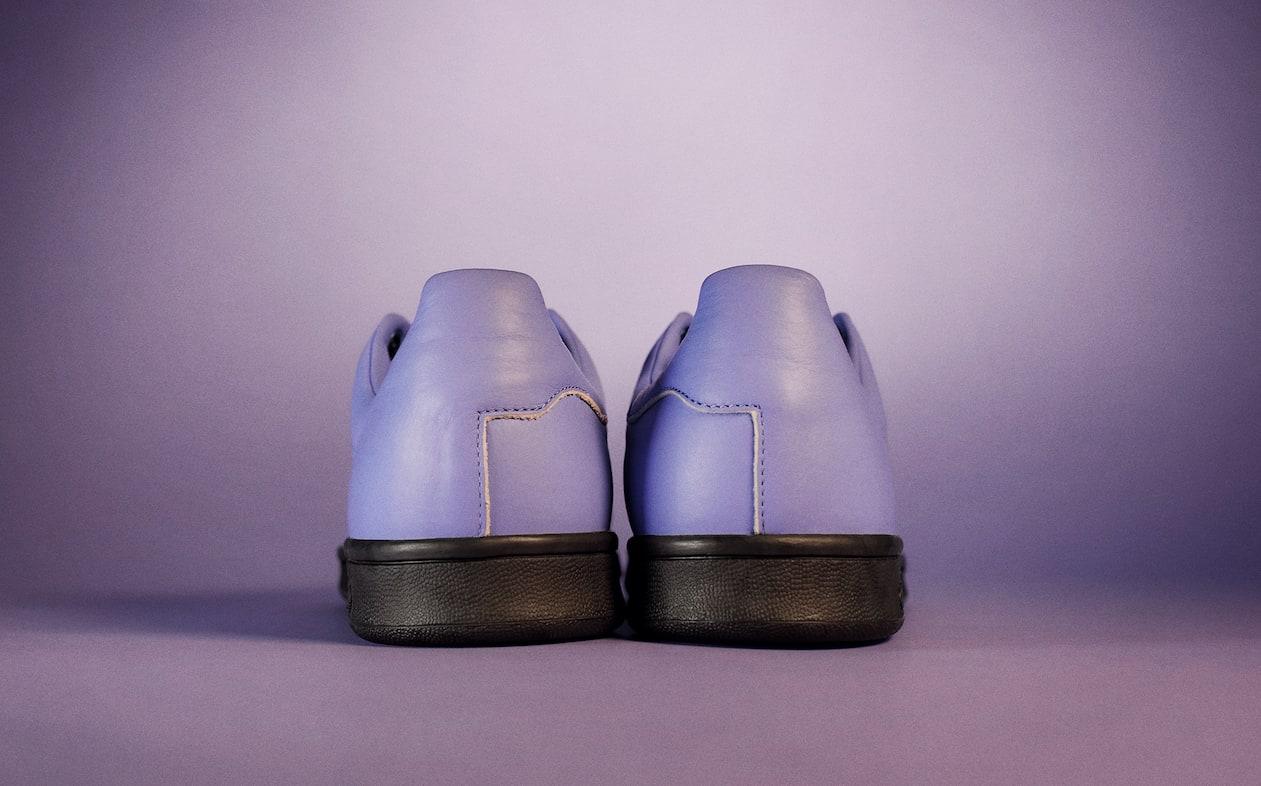Fucking Awesome x Adidas Stan Smith (Purple Heel)