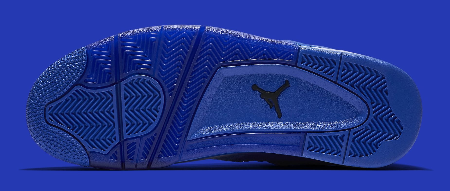 Air Jordan 4 Flyknit 'Game Royal' AQ3559-400 Sole