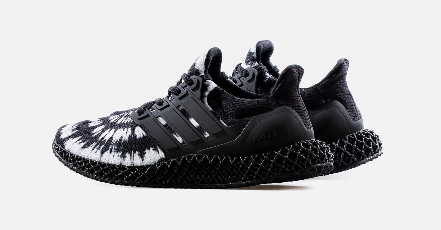 Nice Kicks x Adidas Ultra4D 'Have a Nice Day' Collab FY5630 Side