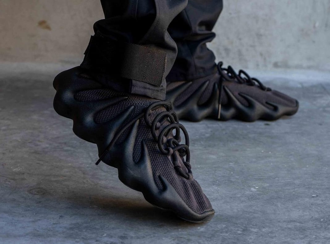 Adidas Yeezy 450 'Dark Slate' Front