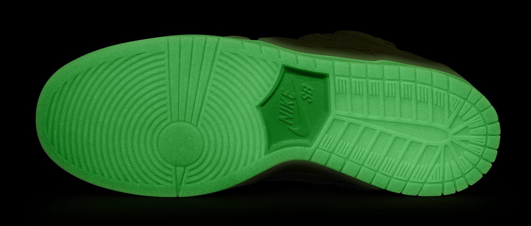 Nike SB Dunk Low 'Mummy' DM0774-111 Outsole