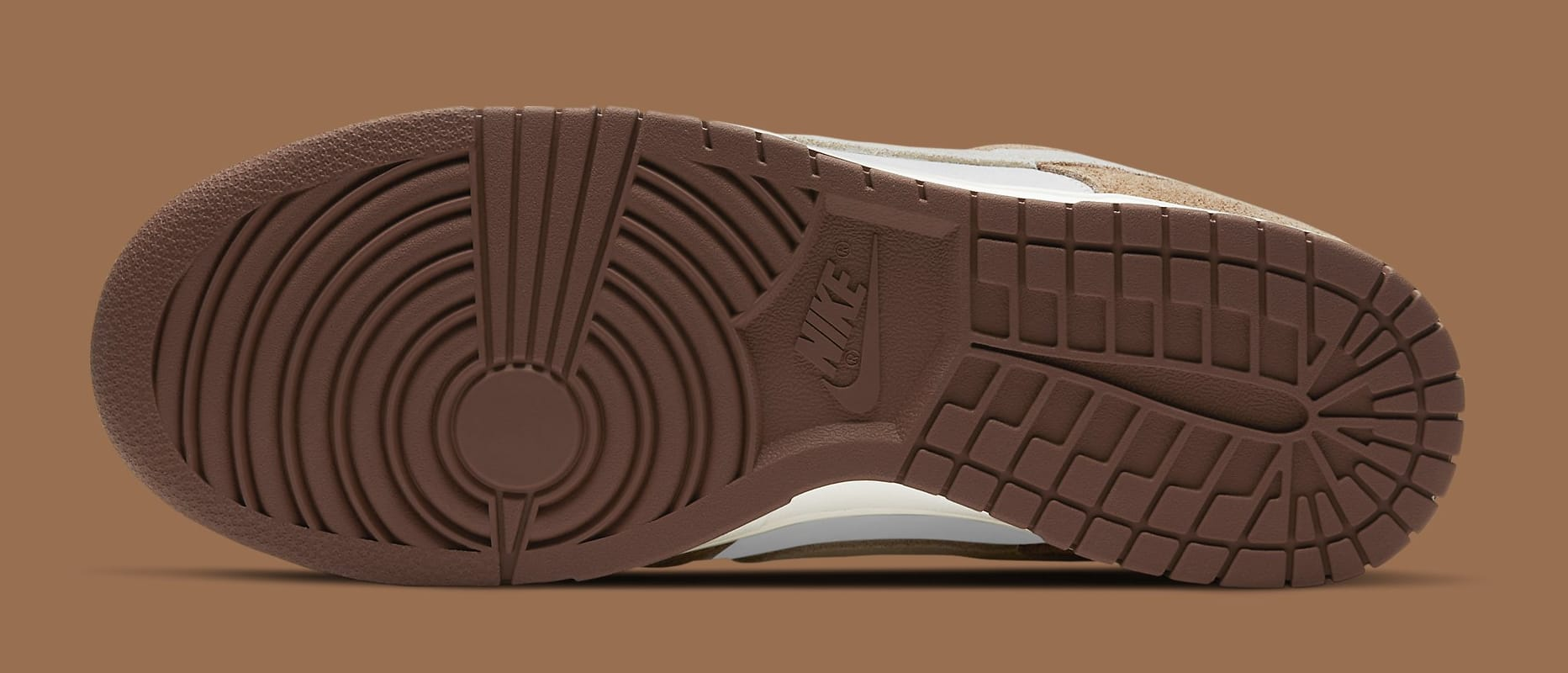 Nike Dunk Low 'Medium Curry' DD1390-100 Outsole