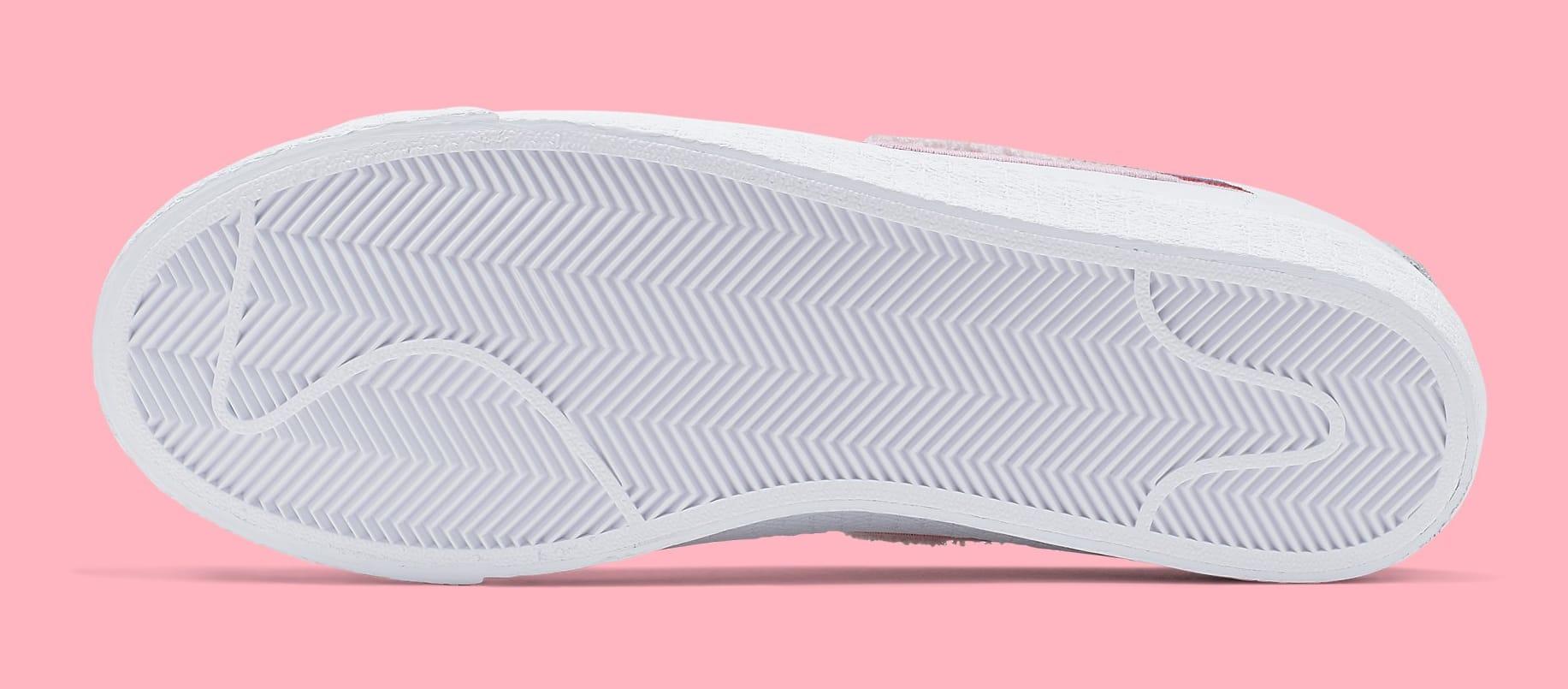Parra x Nike SB Blazer Low CN4507-100 Sole