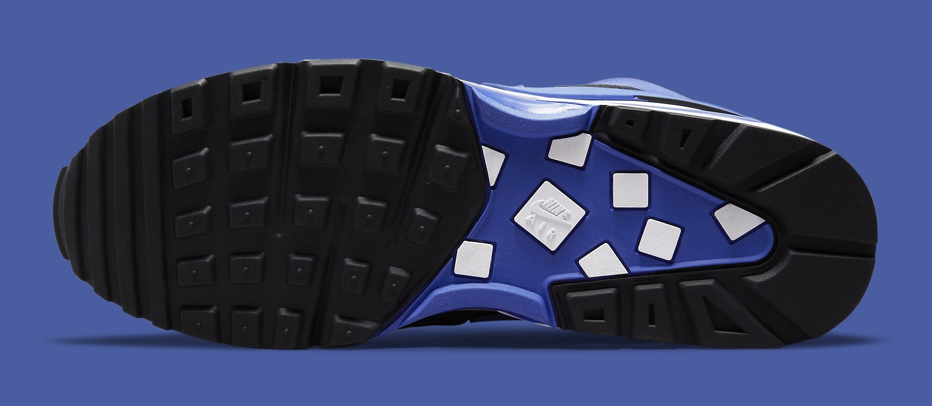 Nike Air Max BW 'Persian Violet' DJ6124-001 Outsole