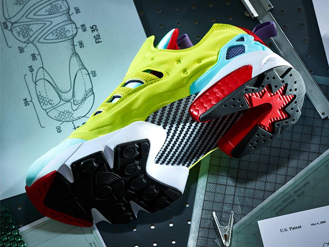 Adidas x Reebok ZX Pump Bottom