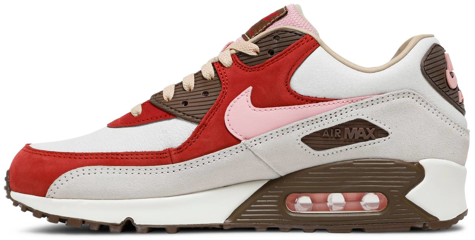 Nike Air Max 90 'Bacon' 2021 CU1816-100 Medial
