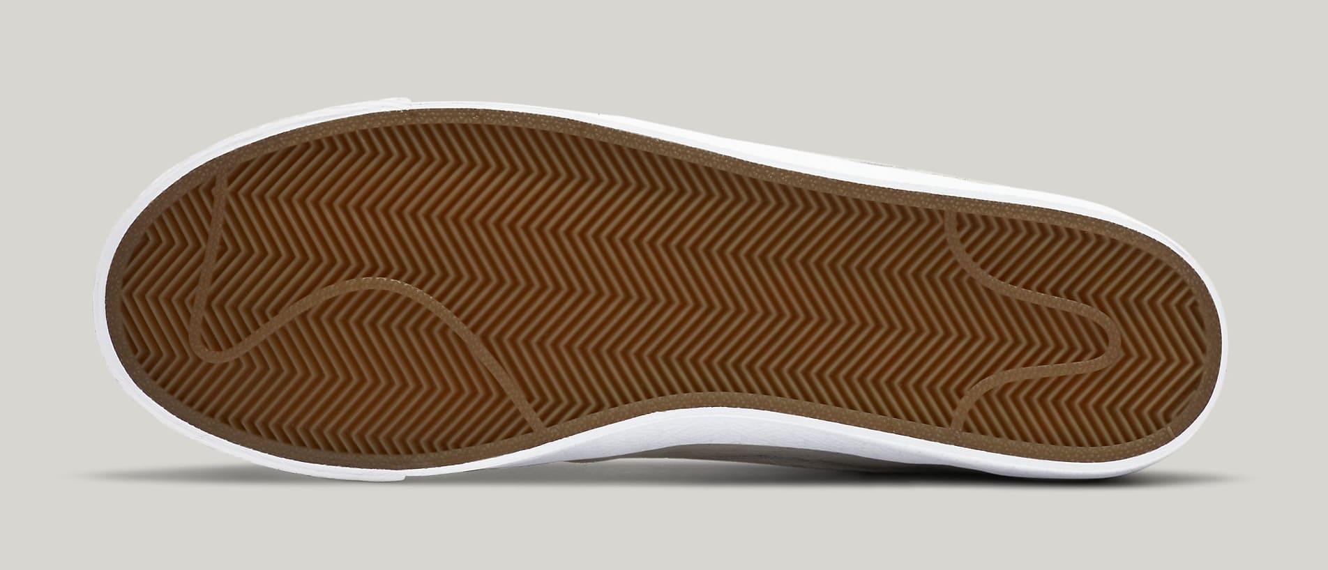 Medicom x Nike SB Blazer Low CZ4620-200 Outsole
