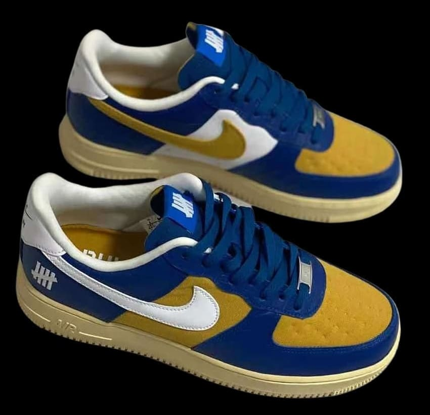 Undefeated x Nike Air Force 1 Low 'Dunk vs AF1' Paire