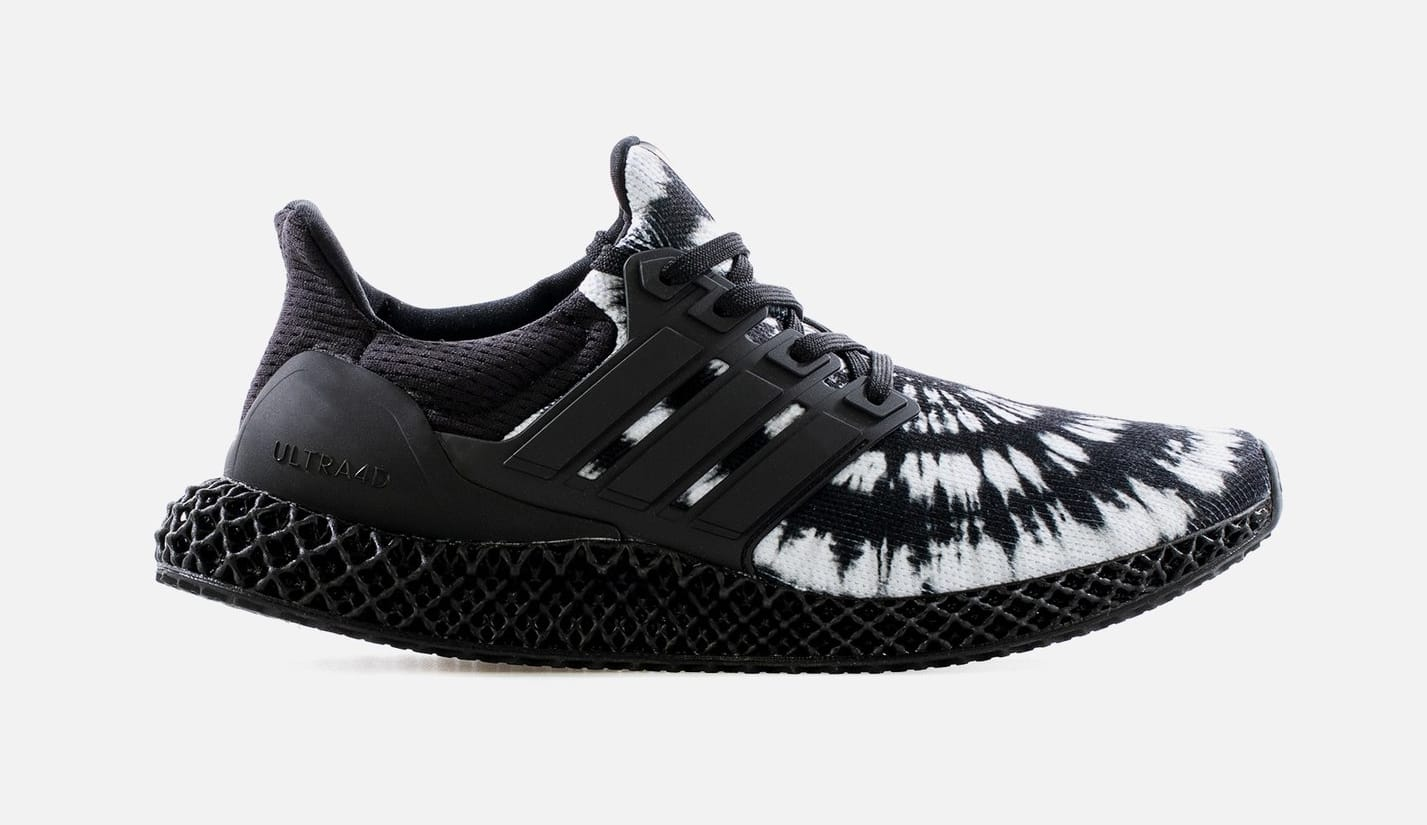 Nice Kicks x Adidas Ultra4D 'Have a Nice Day' Collab FY5630 Lateral