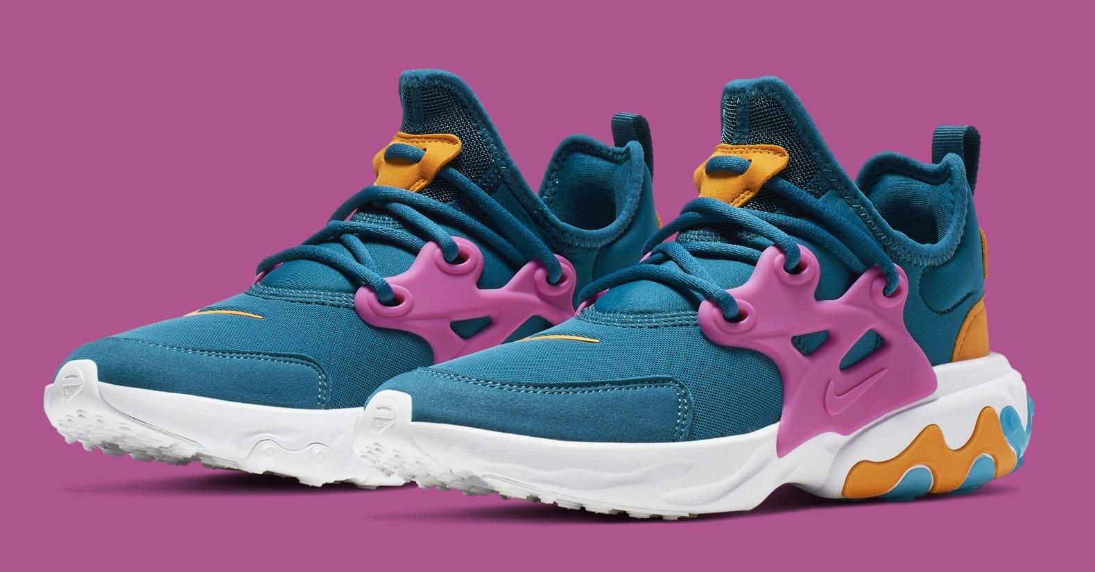 Nike Presto React BQ4002-300 (Pair)
