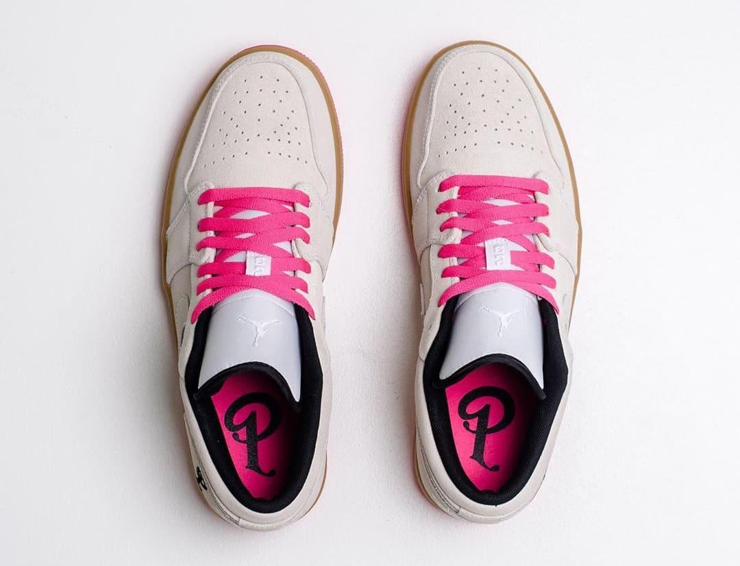 Sneaker Politics x Air Jordan 1 Low (Top)