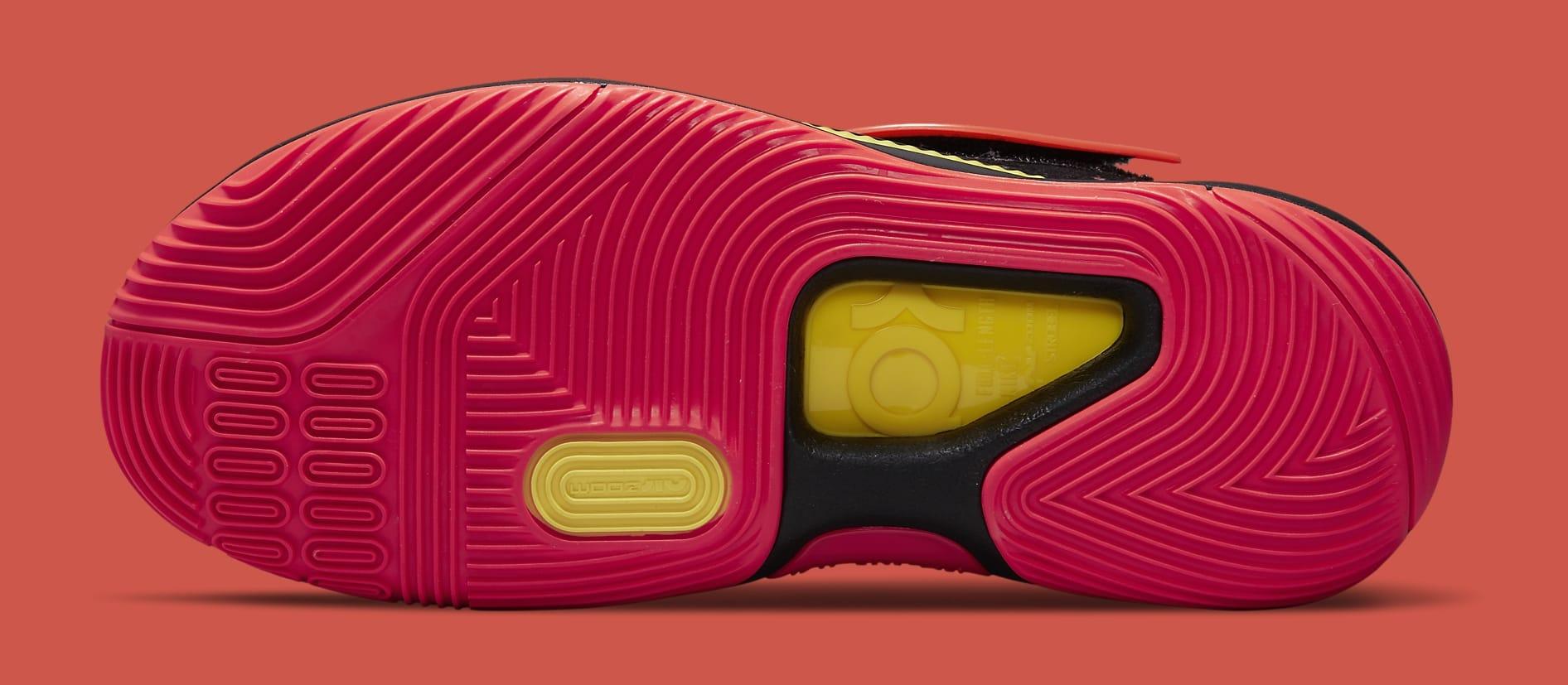 Nike KD 14 'Ky-D' CW3935-002 Outsole