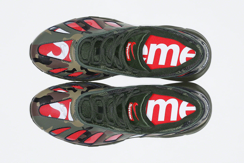 Supreme x Nike Air Max 96 'Camo' Top