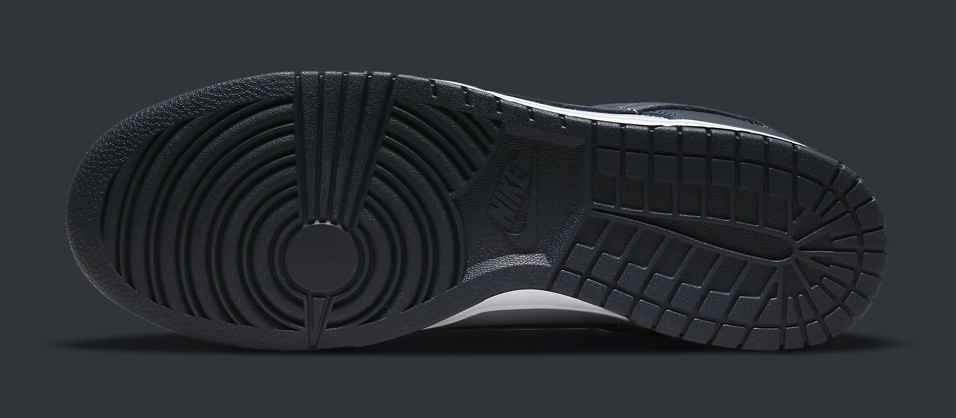 Nike Dunk Low 'Georgetown' DD1391-003 Outsole