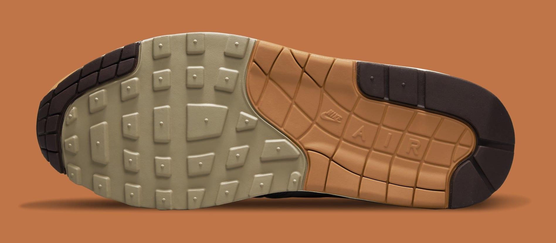 Patta x Nike Air Max 1 'Monarch' DH1348-001 Outsole