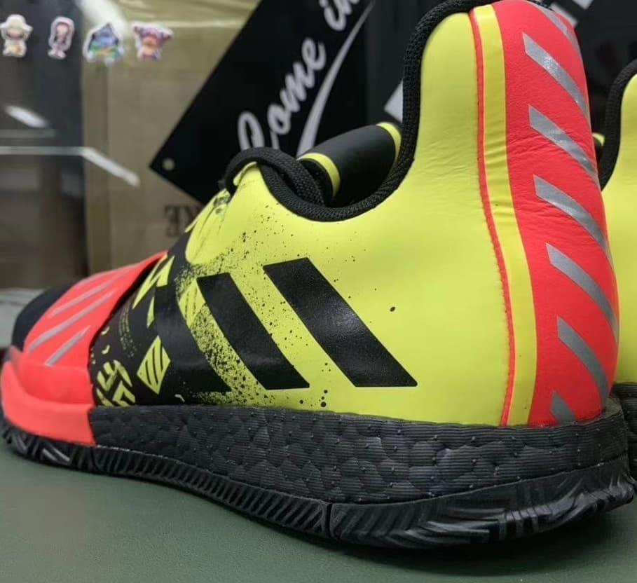 Adidas Harden Vol. 3 'MVP' Heel