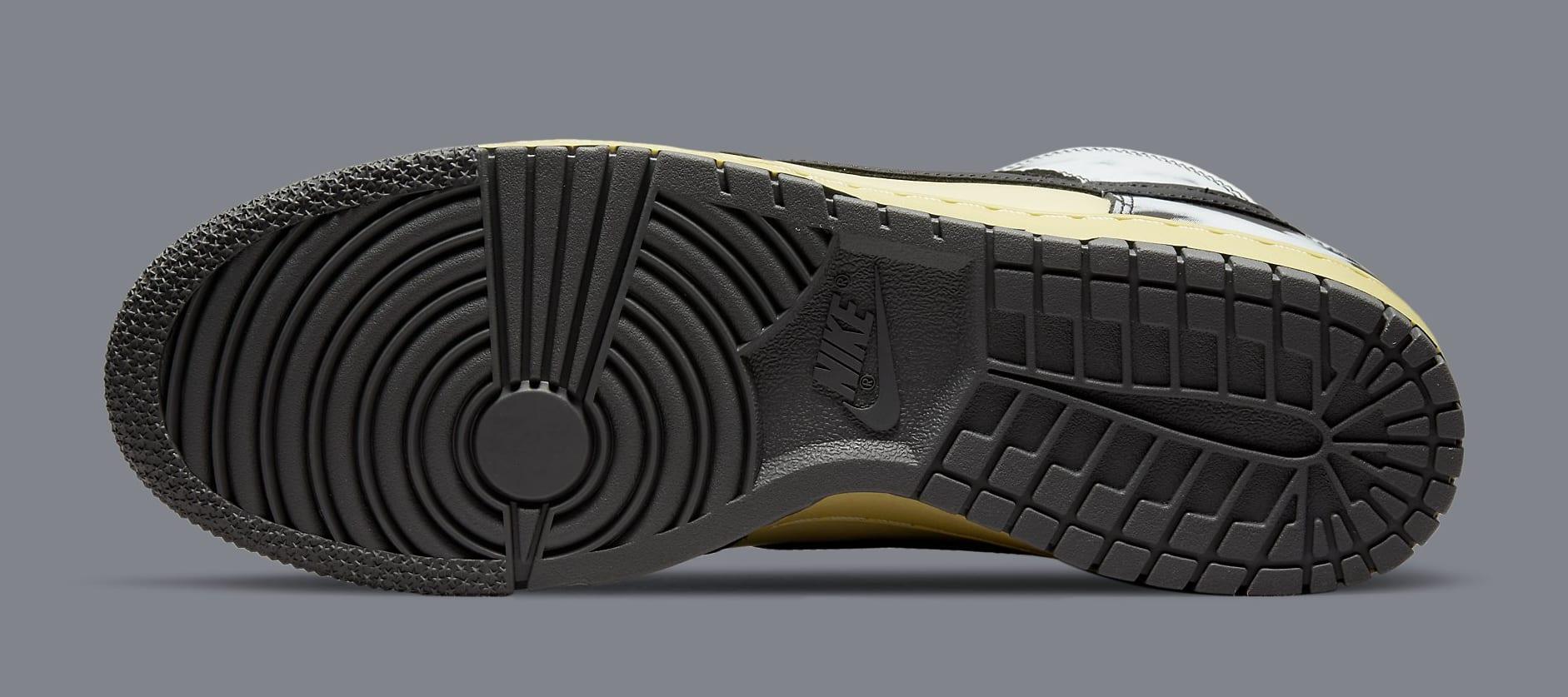 Nike Dunk High 'Acid Wash' DD9404-700 Outsole