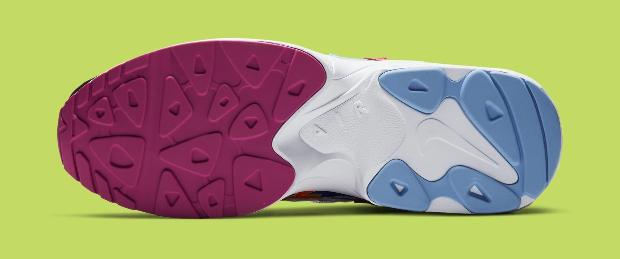 Atmos x Nike Air Max2 Light BV7406-001 (Bottom)