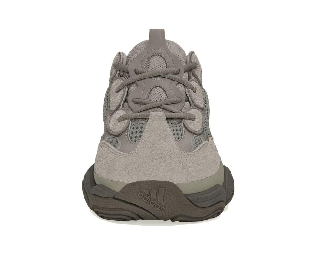 Adidas Yeezy 500 'Ash Grey' Front