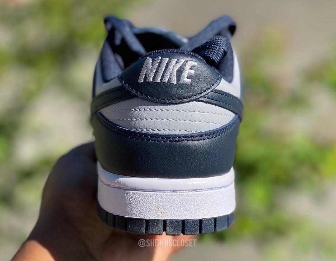 Nike Dunk Low 'Georgetown' (Heel)