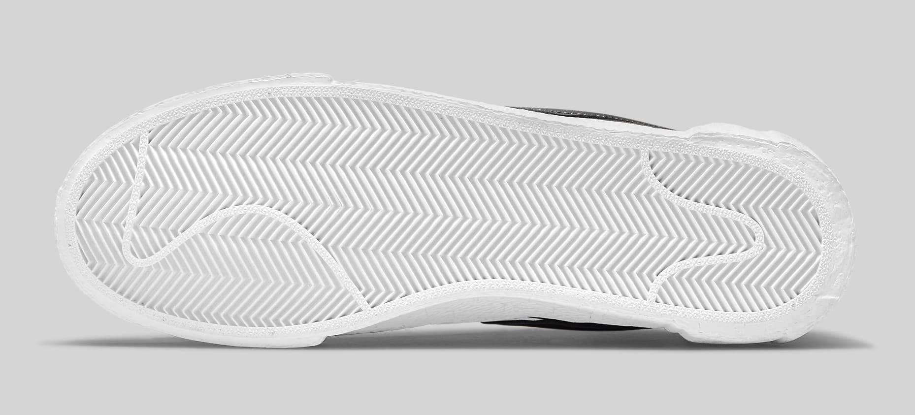 Sacai x Nike Blazer Low 'Iron Grey' DD1877-002 Outsole