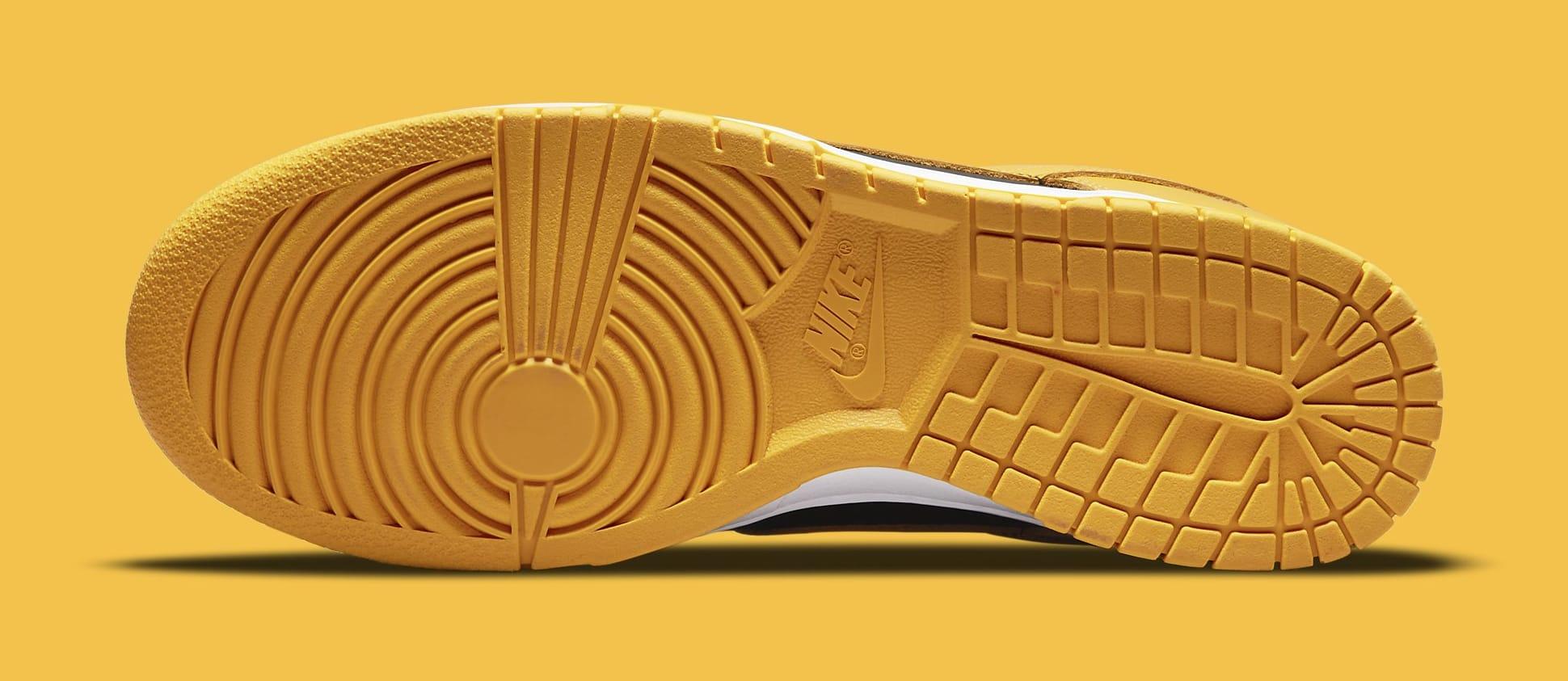 Nike Dunk Low 'Iowa' DD1391-004 (Outsole)